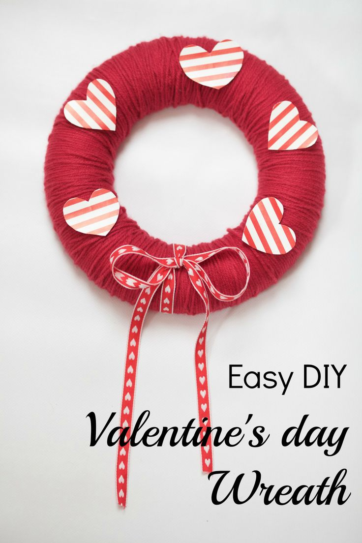 Valentine Wreath via Bohemia Living Magazine www.bohemialiving.cz/english
