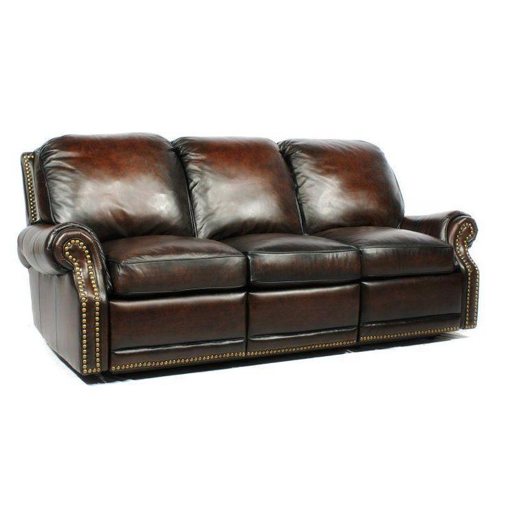Barcalounger Premier Reclining Sofa - Coffee - 396600540741