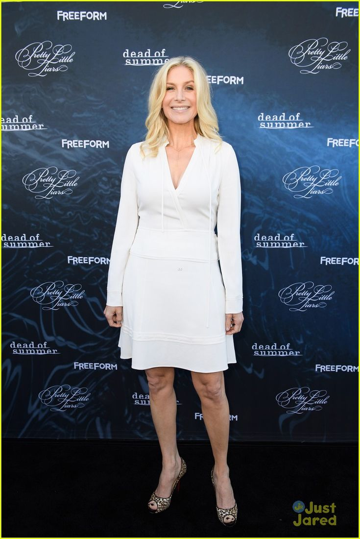 Elizabeth Mitchell at the Dead of Summer Premiere Event