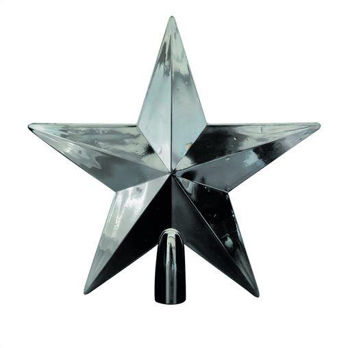 Κορυφή δέντρου αστέρι από πλαστικό