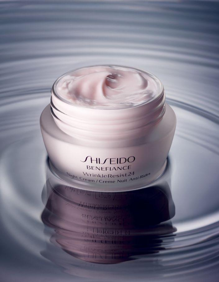 Shiseido Benefiance Wrinkle Resist 24 przeciwzmarszczkowy krem na dzień…
