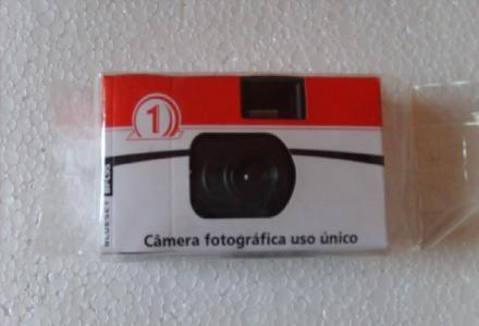 MAQUINA FOTOGRÁFICA DESCARTAVEL