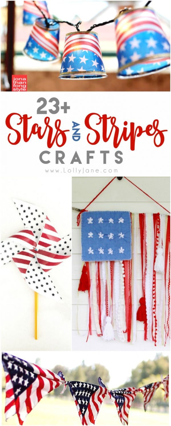 fourth of july craft ideas for adults