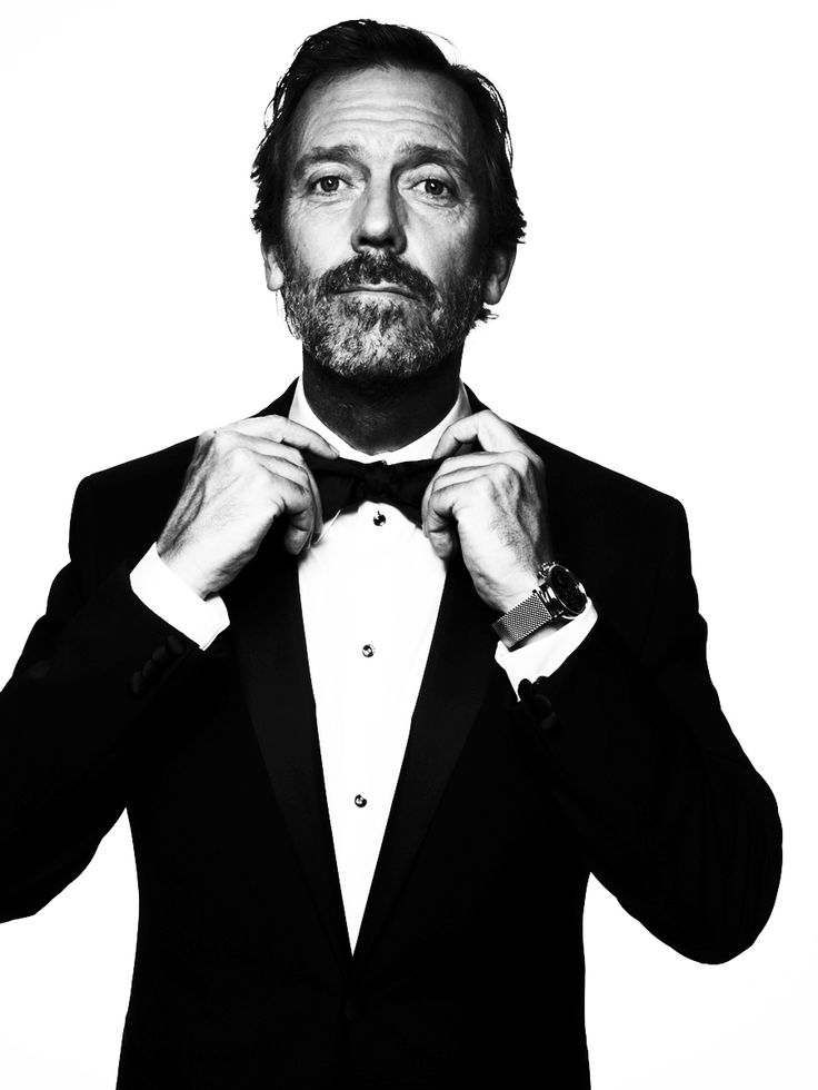 The one and Only My favorite hottie: Hugh laurie