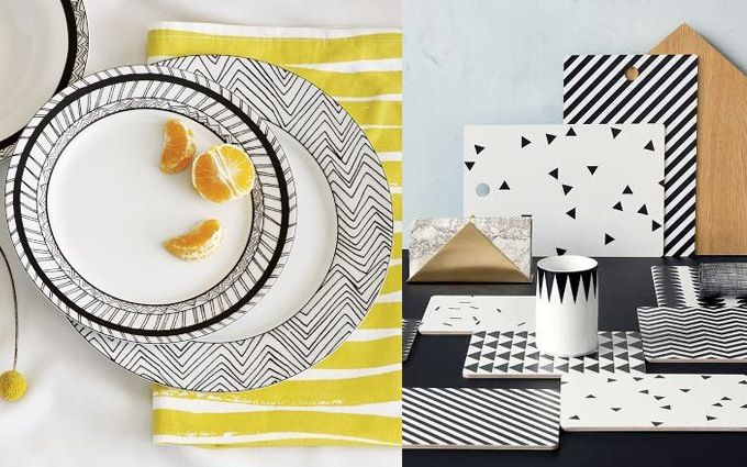 DIY INSPIRATION | Geometric Prints | I SPY DIY