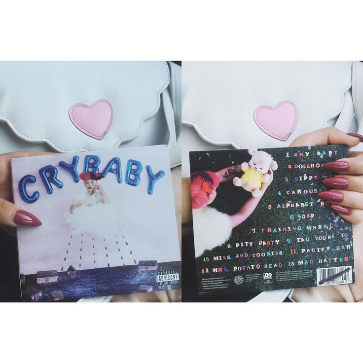 Eeeeeep my album #crybaby comes out this Friday guys!   Pre-order link is in my bio  If you haven't gotten it ✨✨