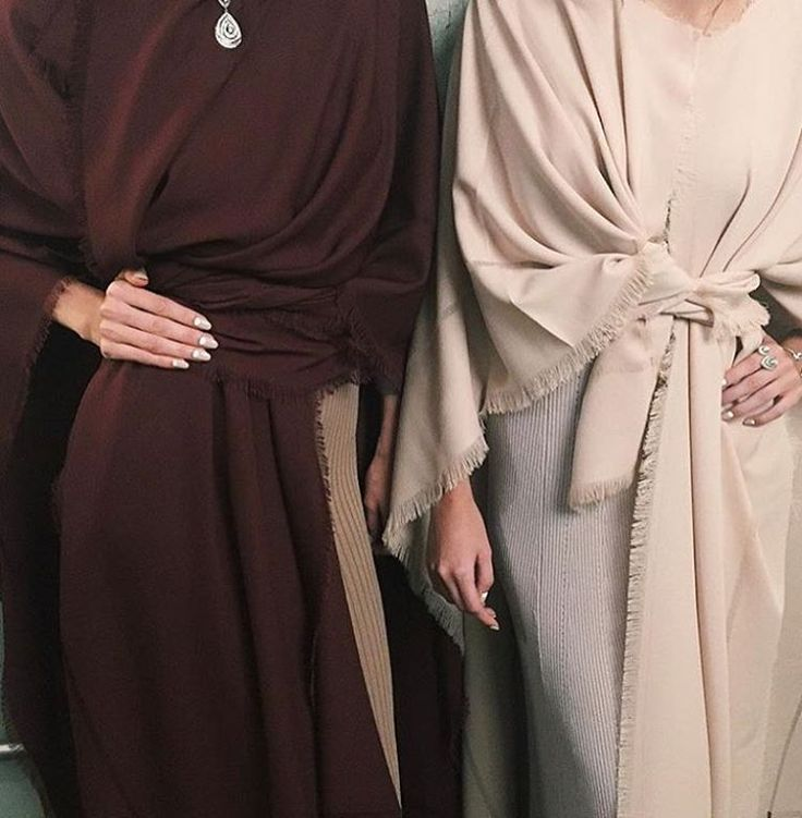 IG: Slouchyz || IG: BeautiifulinBlack || Abaya Fashion ||