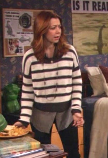 Lily Aldrin's Outfits