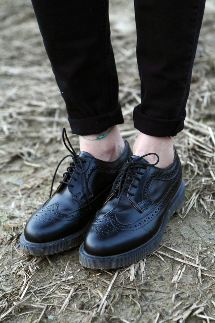 Dr. Martens Black shoes