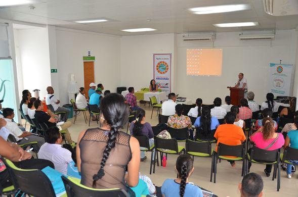 SE LLEVÓ A CABO LA PRIMERA REUNIÓN DEPARTAMENTAL DEL PROGRAMA AMPLIADO DE INMUNIZACIONES – PAI AMAZONAS.