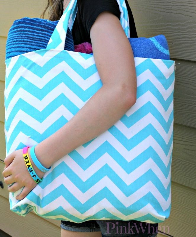 Get 20  Beach bag tutorials ideas on Pinterest without signing up ...