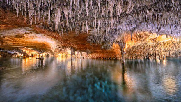 Cuevas del Drach ou les grottes du dragon - Majorque