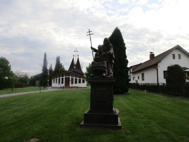 Cyril a Metoděj - Škrdlovice - Žďársko - kraj Vysočina