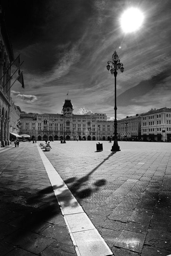 Piazza Unità d'Italia (Unity of Italy Square) | by Fabio Porcelli @FVGlive @giampicam @turismotrieste