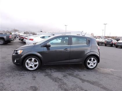 """Car - 2016 Chevrolet Sonic LT in Sydney, NS  $16,995"""