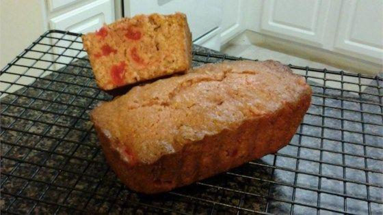 Maraschino Cherry Nut Bread Recipe - Allrecipes.com in ...