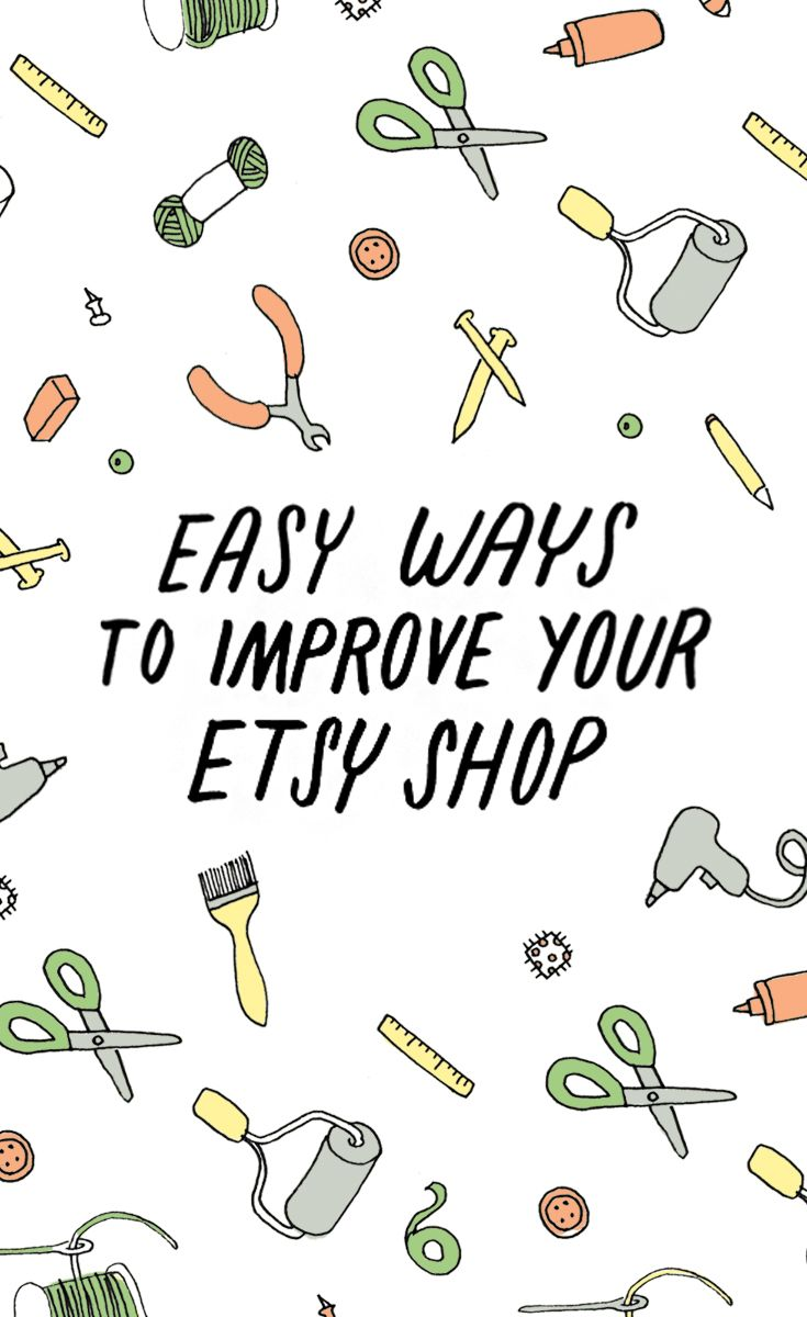 Get tips on all the ways you can improve your Etsy shop. Etsy experts offer insights you can use to increase conversion, attract more customers, and grow your handmade business.