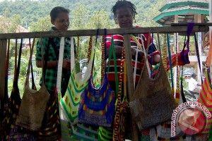 """""""Noken"""" asal Keerom Papua perlu dilestarikan - Antaranews.com"""