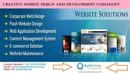 Web Design Company Bangalore : Quadra Incorp single-mindedly devoted to providing the most reliable and highest-quality of products and services in the realm of IT services – Web Design Company Bangalore and website development and Search Engine Optimization and social media Optimization and web-based development in Joomla, Magento, wordpress, html5, backed by unmatched customer support and service.http://www.quadraincorp.com | pavitrarishta