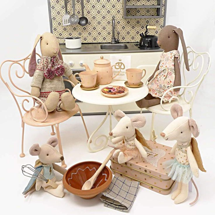 Image result for maileg breakfast set for two