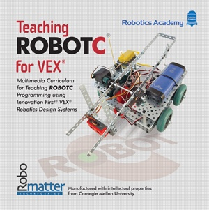 Teaching ROBOTC for IFI VEX #robotics #education