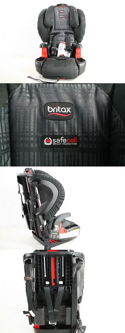Booster to 80lbs 66694: Britax G1.1 Pioneer Clicktight Combination Harness-2-Booster Car Seat, Domino -> BUY IT NOW ONLY: $209.09 on eBay!