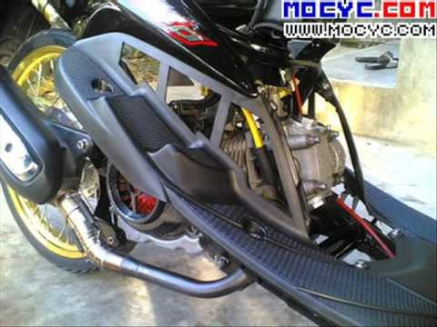 the craze on yamaha mio 125 mx wheels and things that