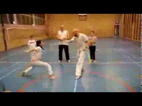 Leuk film van de training