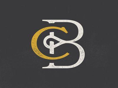 Monogram Madness #logo #inspiration #design