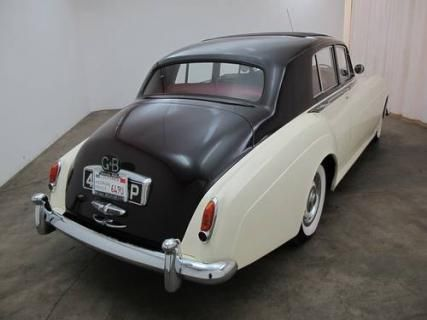 1961 Bentley Series 2 with factory RHD #VCI #vintagecars #classiccars