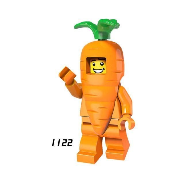 Carrot Man | Just for Sarai | Carrot man, Carrots, Toys