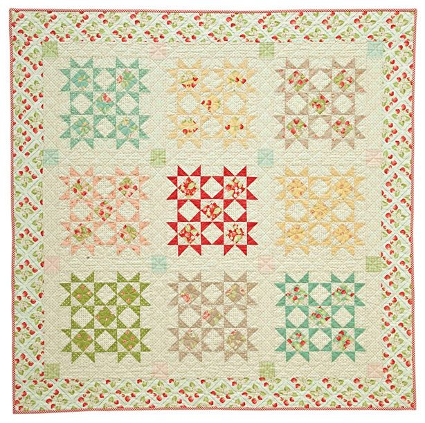 1000 Images About Layer Cake Quilt Ideas On Pinterest