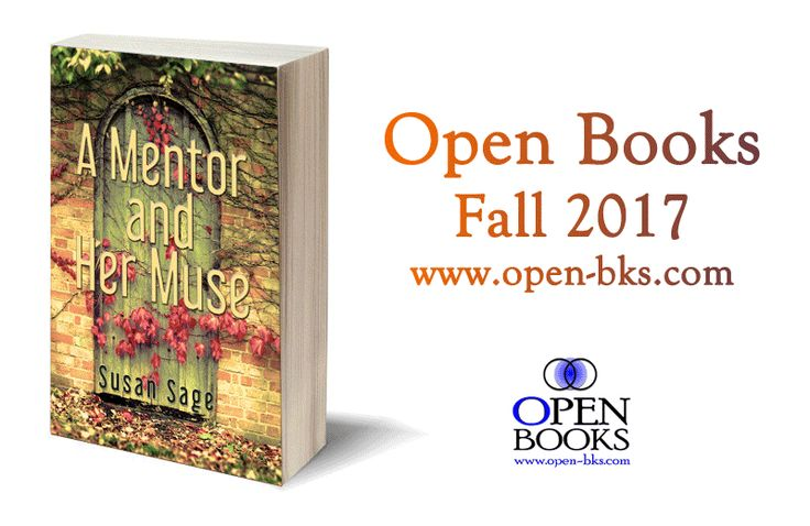 Our fall titles feature literary and psychological fiction, cozy and funny mysteries, and fictionalized memoirs. www.open-bks.com
