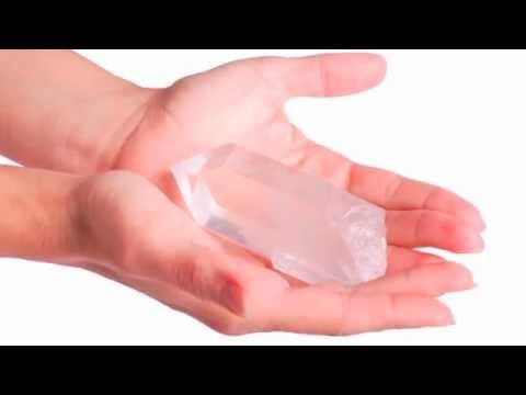How to Sense Crystal Energy - Experiencing the Power of Healing Stones (...