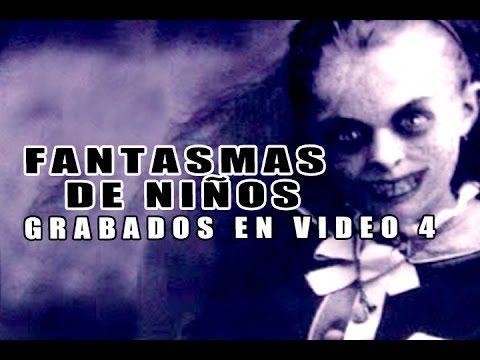 Los Niños Fantasma Mas Aterradores Grabados en Vídeo #4 l Pasillo Infinito