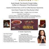 Le'JOYva Gourmet Coffee - http://togetherweearn.com/group/le-joyva-gourmet-coffee?