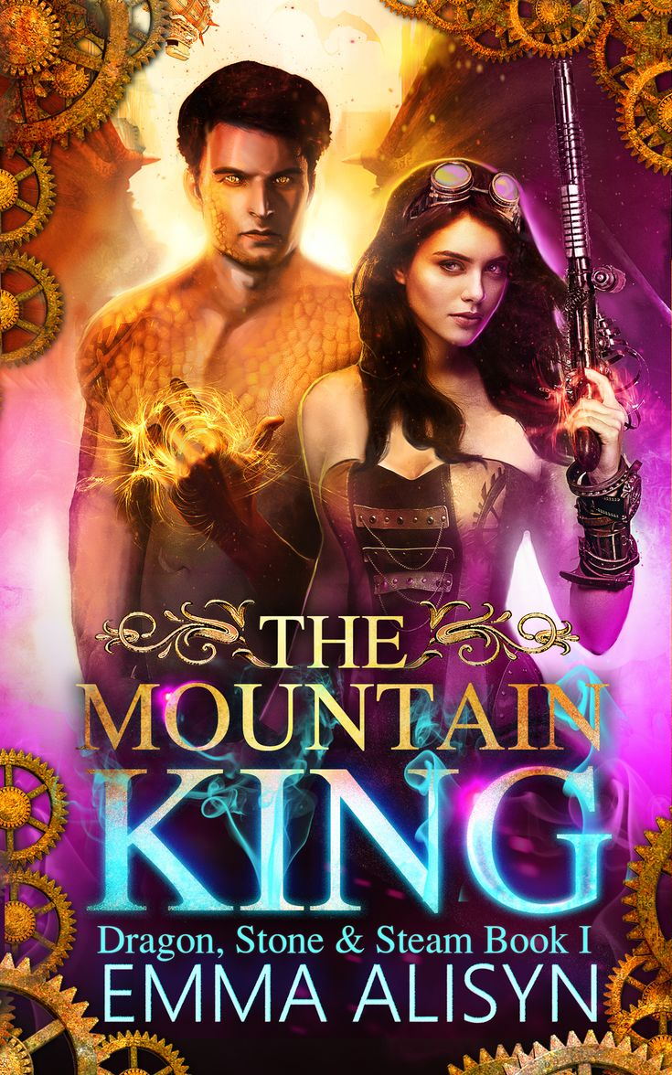 The Mountain King By Emma Alisyn A Dragon Shifter Urban Romance $099  Http: