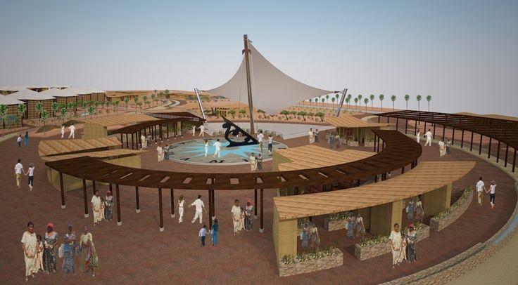 La estructuracion y materializacion de este proyecto esta enfocado en los conceptos de la cultura wayuu de la region de la guajira