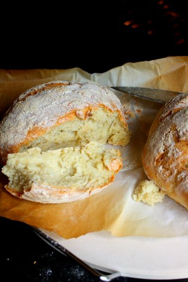 no knead bread from @betterwbutter