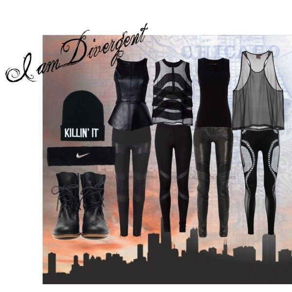 My Dauntless clothes