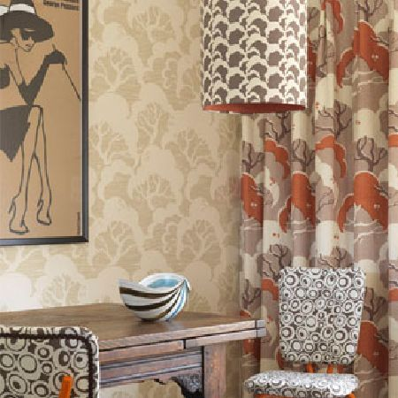 Rapture and wright rapture and wright collection beige and cream patterned walls matching