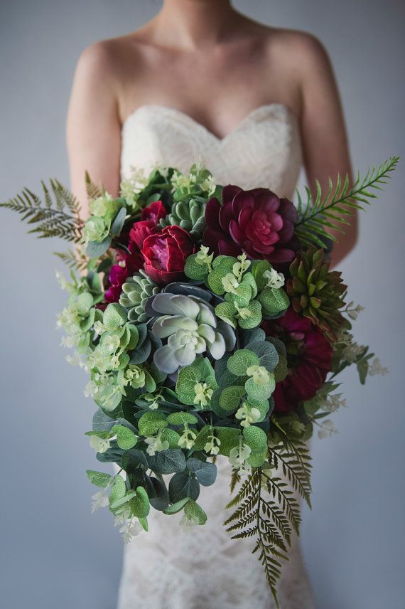 The 'Novella' Disarrangement Bouquet by AshleeLaurenDesigns