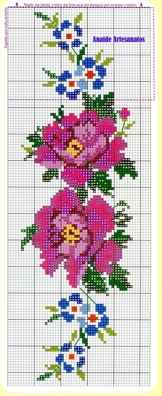 Yogurtcu [] #<br/> # #657 #1600,<br/> # #Ulku,<br/> # #818,<br/> # #Cross #Stitch,<br/> # #1 #600,<br/> # #Flowers<br/>
