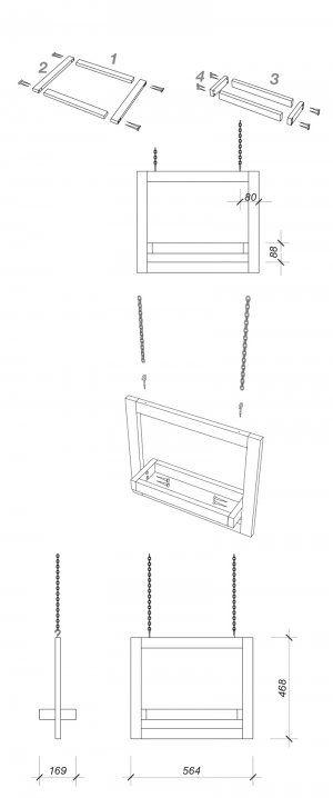 ber ideen zu h ngende kr uter auf pinterest h ngende kr uterg rten blumenampeln und. Black Bedroom Furniture Sets. Home Design Ideas