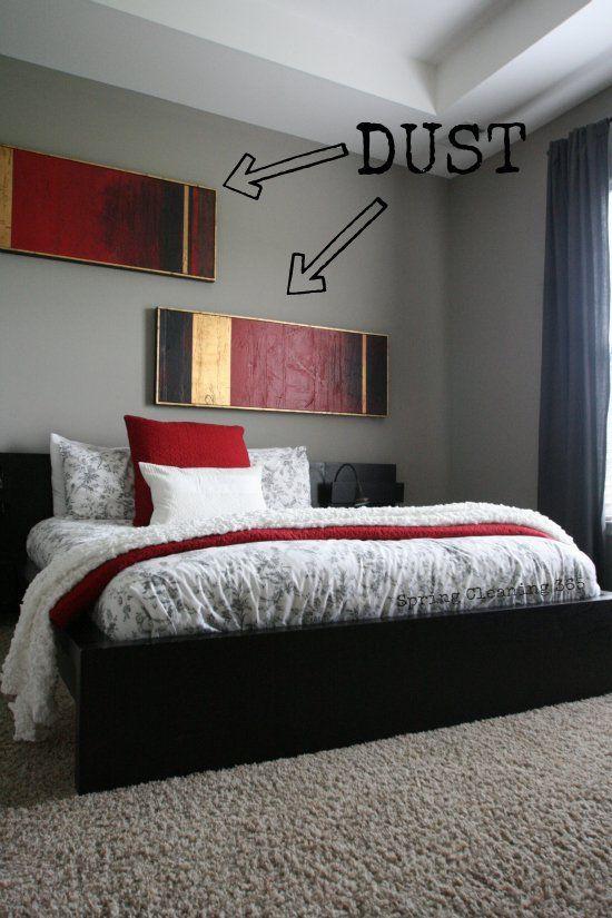 Bedroom Decor Black N White 44 best red black n white rooms images on pinterest | white rooms