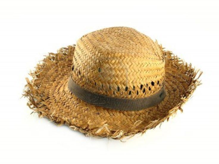 This Looks Just Like My Straw Hat Huckleberry Finn