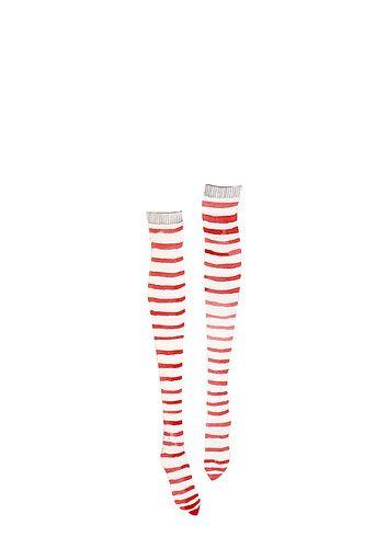 Festive stripes. #splendidholiday