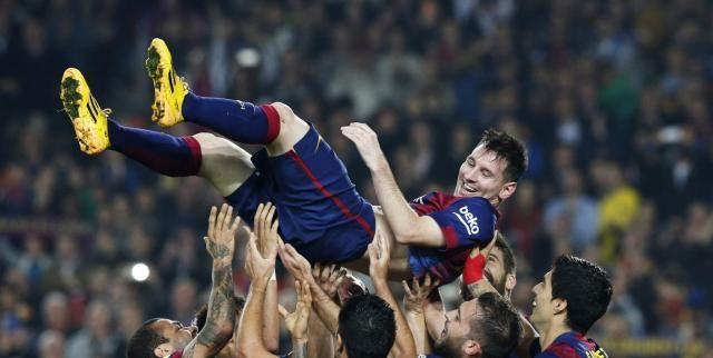 Messi en la cima | Resultados Liga y la liga española en directo - Fútbol