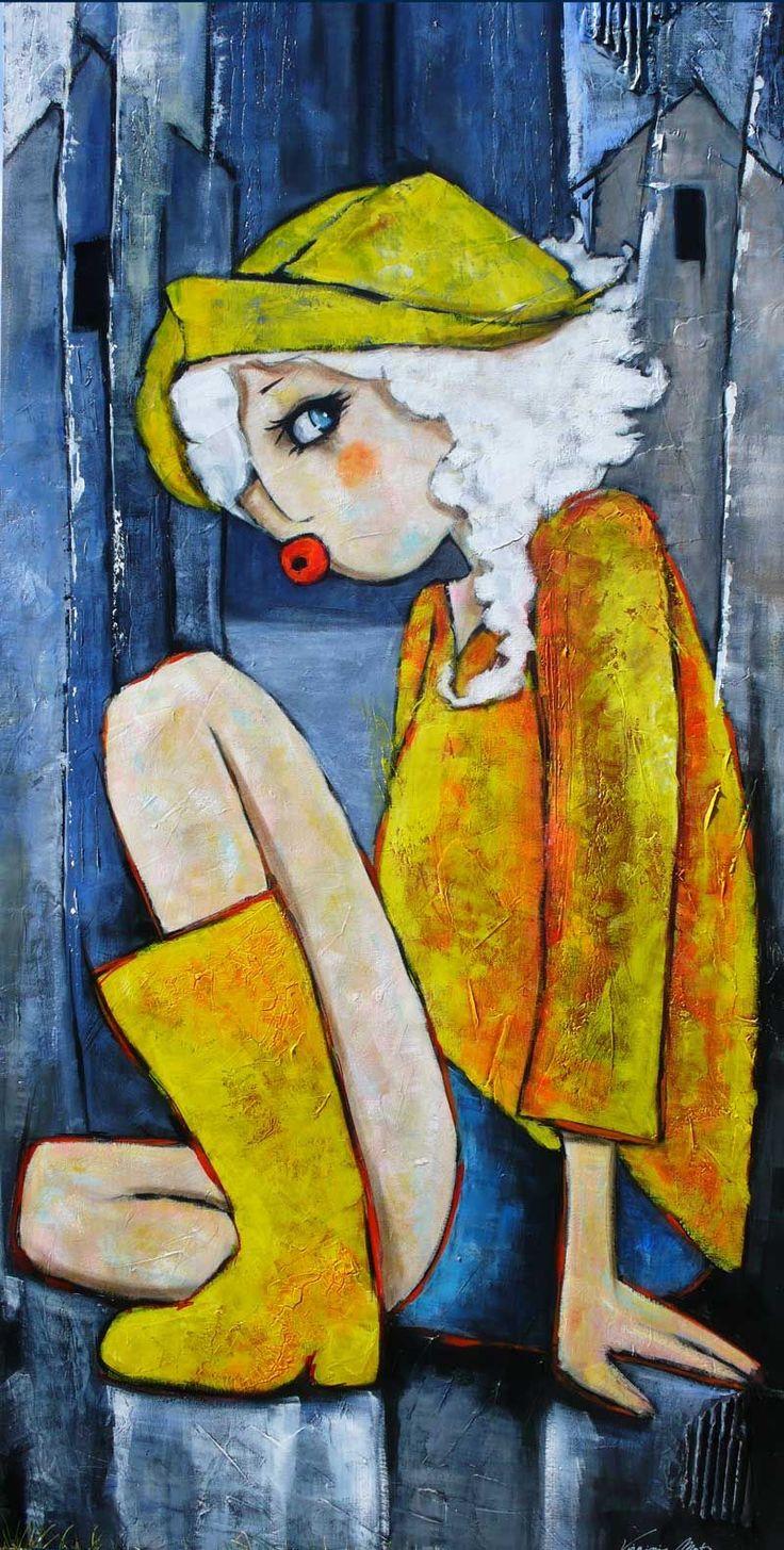 Peinture bretonne et normande contemporaine