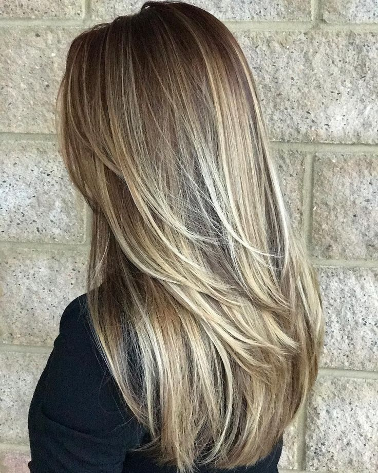Hairstyles Layers Long Straight In 2020 Long Thin Hair Long Hair Styles Long Layered Hair